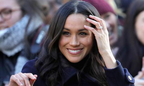 Meghan Markle engagement ring redesigned