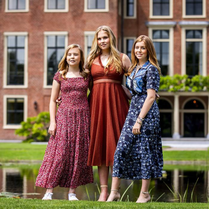 Queen Maxima summer photo session