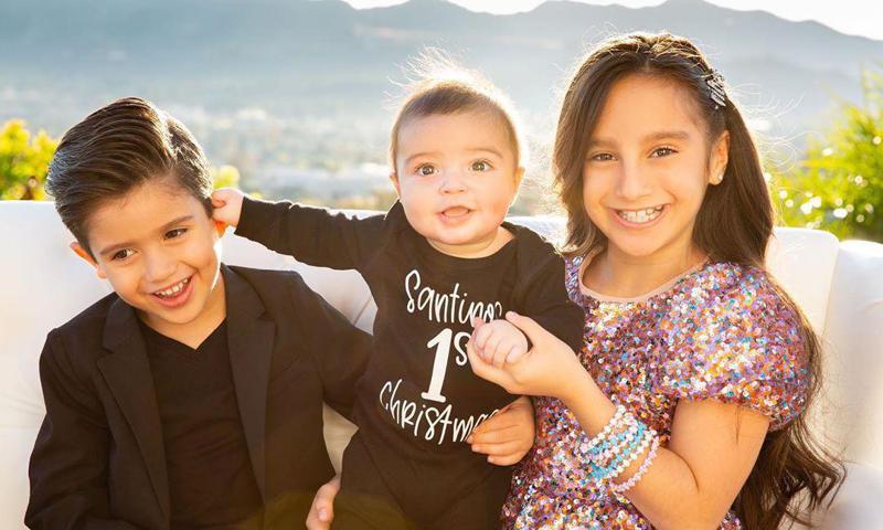 Mario Lopez Shares Video Of His Kids Hidden Talent