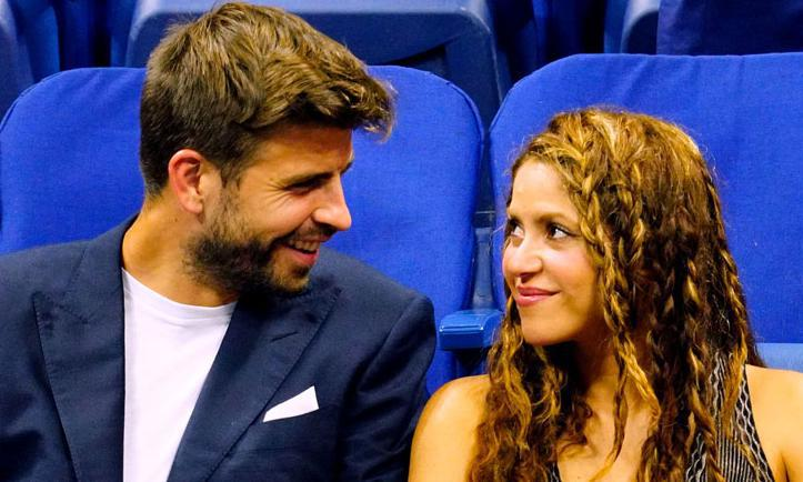 Shakira dating nadal