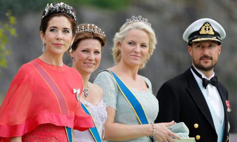 Norway's Princess Martha Louise announces life change regarding royal title