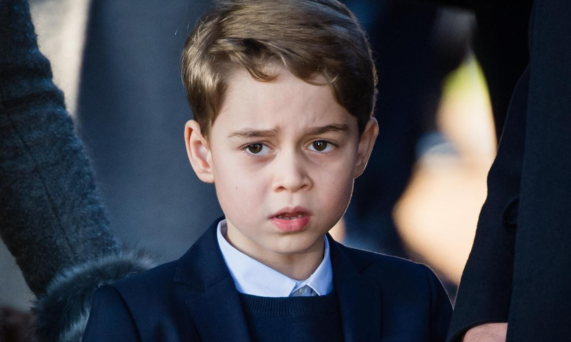 Prince George stars in generational portrait with Queen Elizabeth