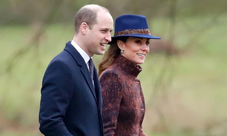 Kate Middleton rocks fedora on fun first outing of 2020