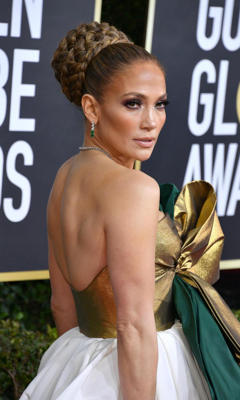 Jennifer Lopez Hair Styles 2020 Gif