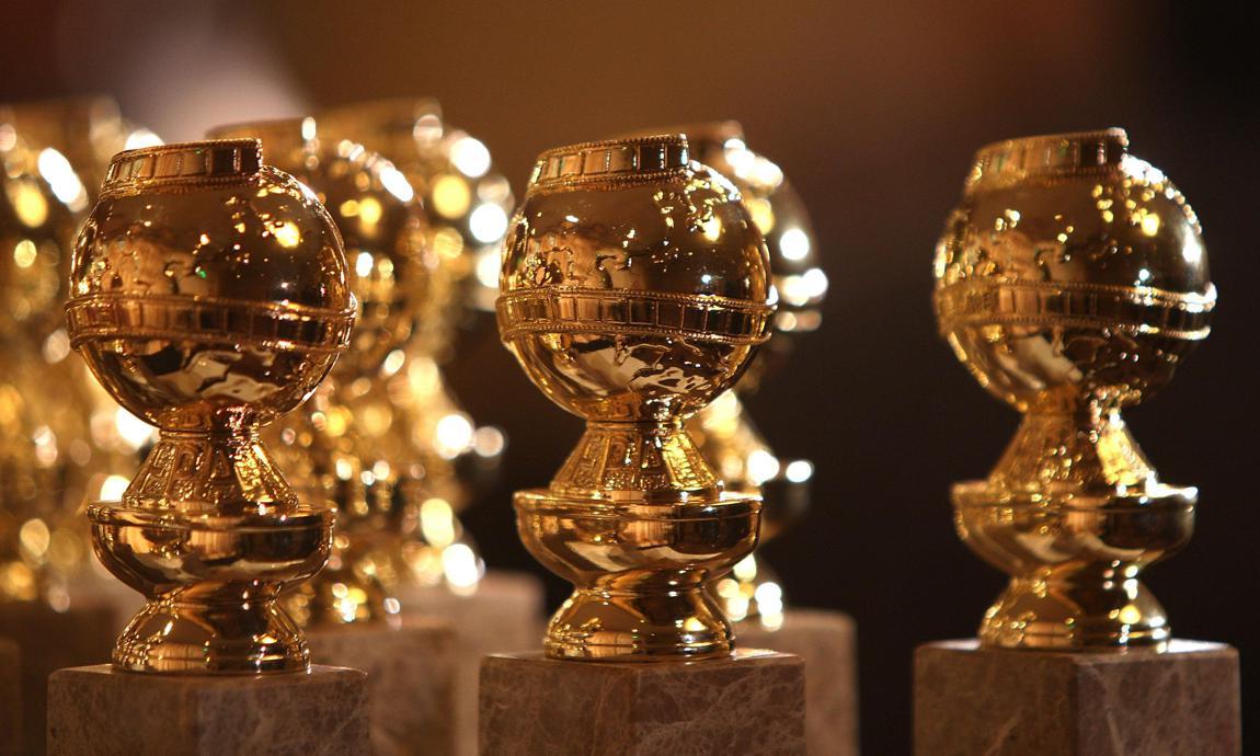 Resultado de imagen para Golden Globes 2020 estatuilla