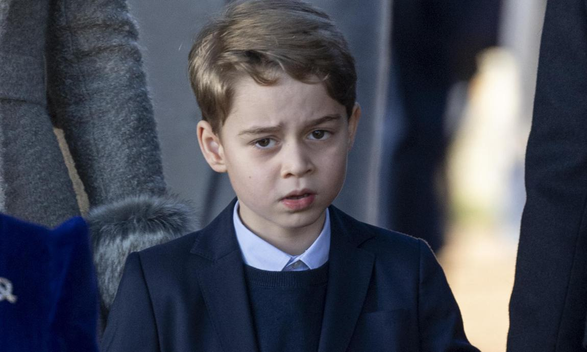 Prince George Resembles Princess Diana S Brother In New Photo