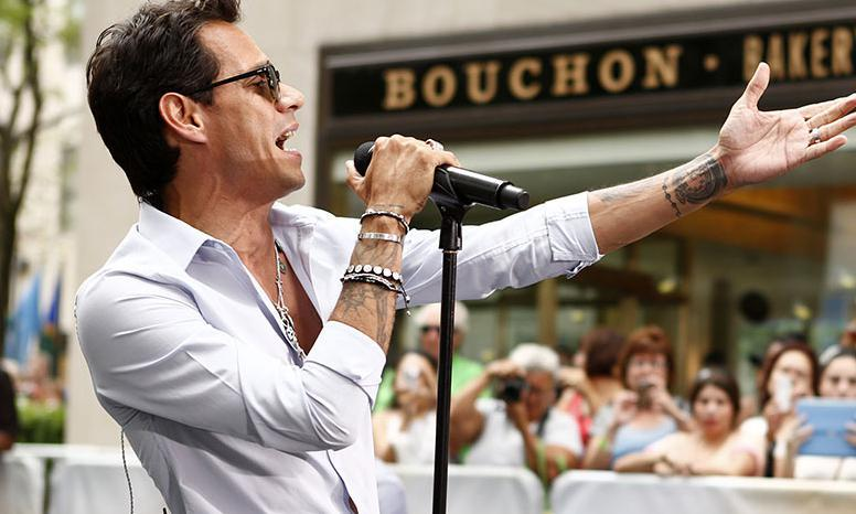 Marc Anthony and the significance of some of his tattoos