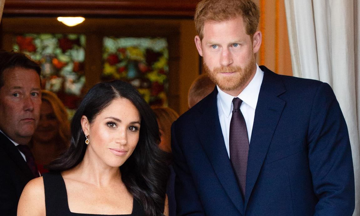 Meghan Markle and Prince Harry return to social media after bombshell announcement