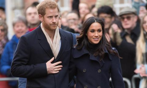 Meghan Markle and Prince Harry's staff has reportedly been redeployed