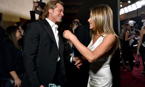 Brad Pitt, Jennifer Aniston SAG Awards