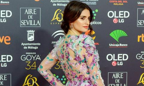 Penelope Cruz Goya Awards 2020
