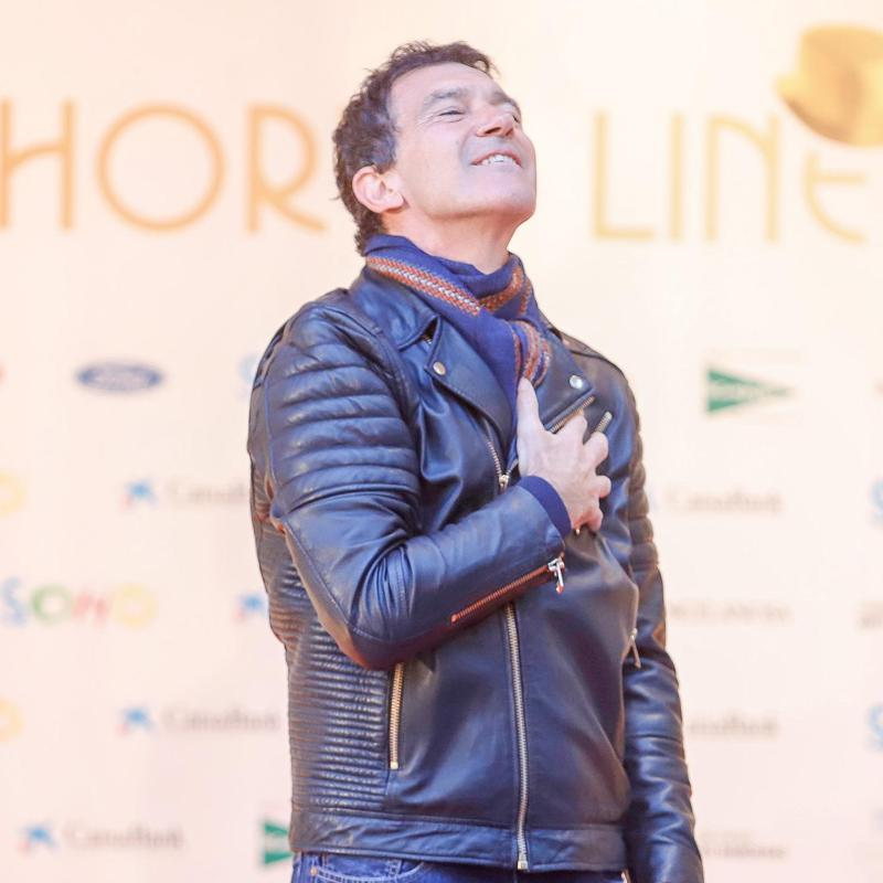 Antonio Banderas shares his reaction to news about Oscar nomination