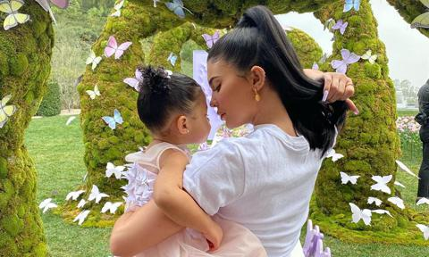 Kylie Jenner, Stormi Webster birth details