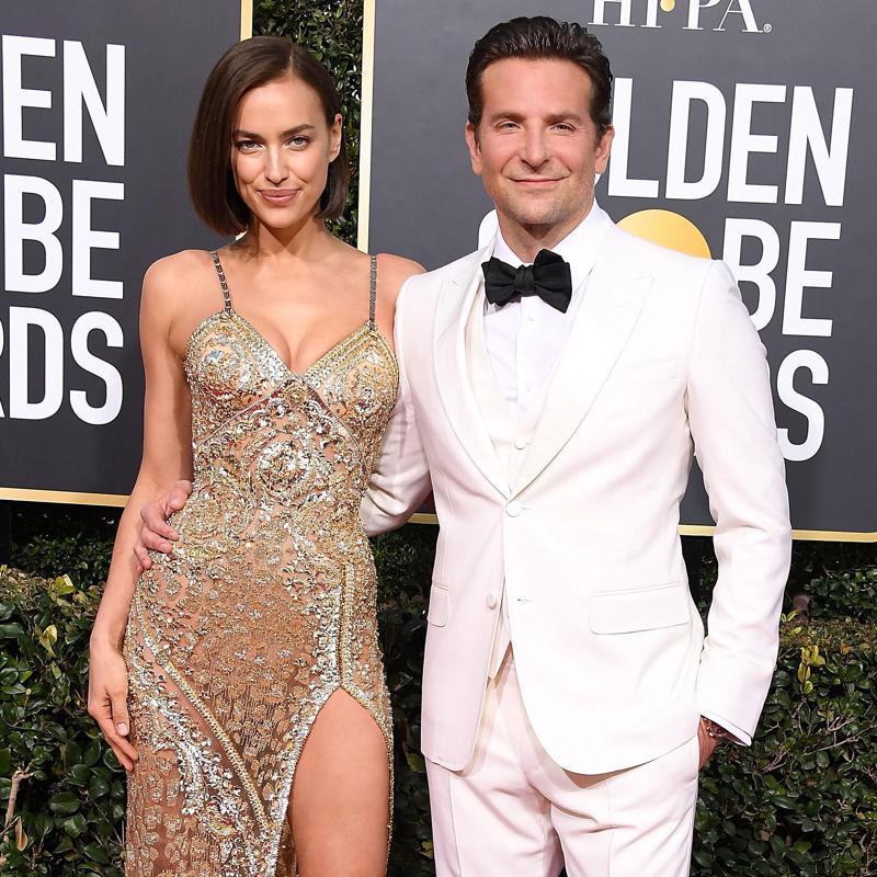 Bradley Cooper and Irina Shayk reunite at BAFTAs party