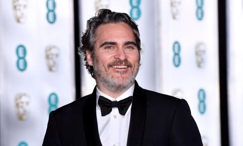 Joaquin Phoenix addresses racism in BAFTAs speech