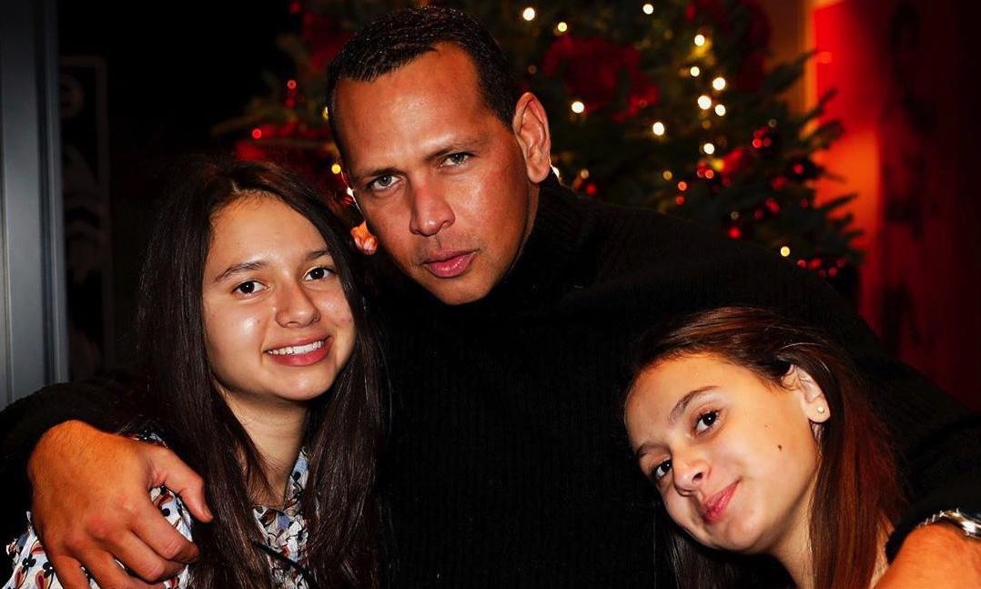 Alex Rodriguez isn't a regular dad, he's a cool dad