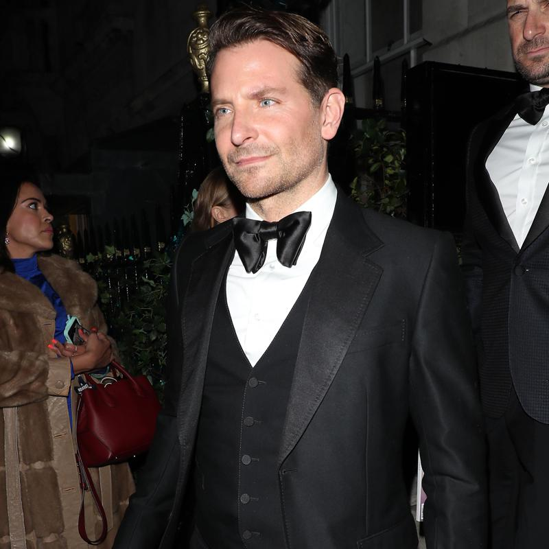 Bradley Cooper ran into an ex at the 2020 Oscars