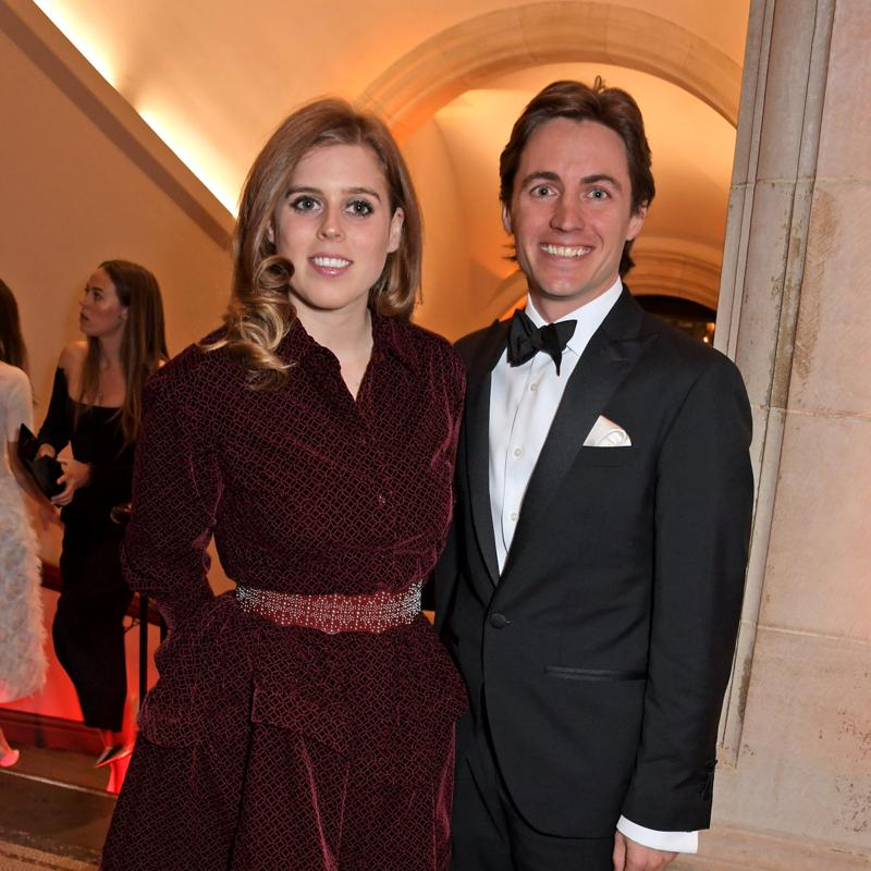 Princess Beatrice's royal wedding gift list revealed
