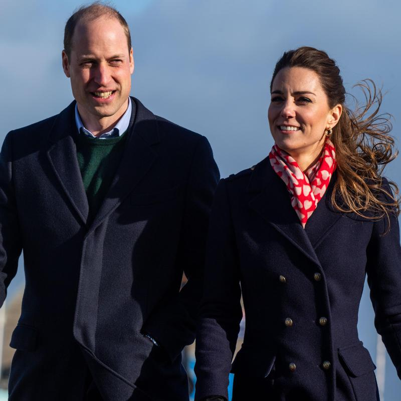 The Duke and Duchess of Cambridge will visit Ireland in March