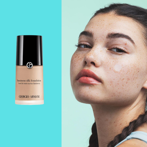The Best Makeup Products For Acne E