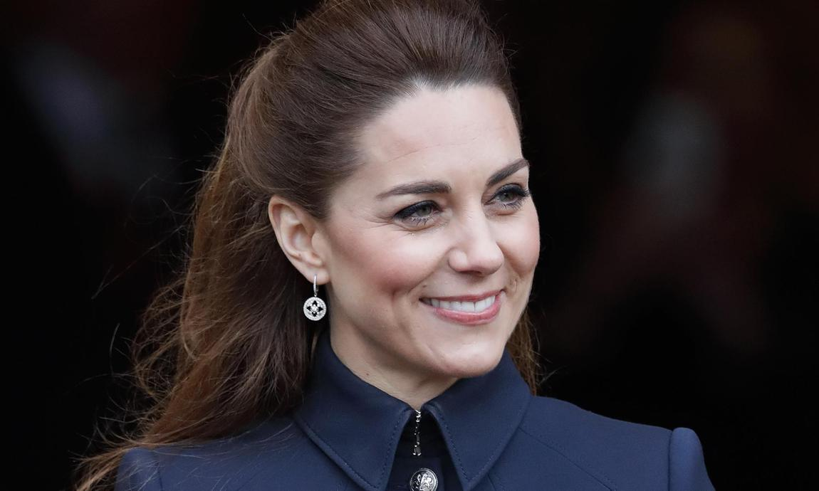 Kate Middleton pays tribute to late designer Alexander McQueen