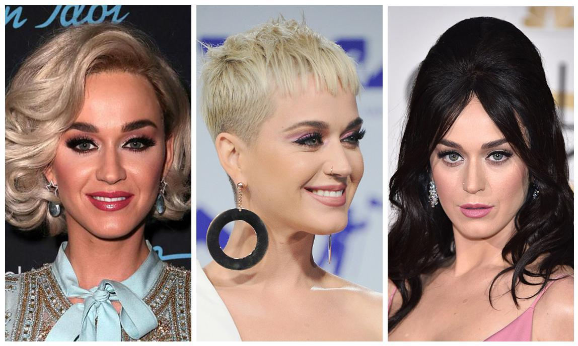 Katy Perry Gives Us Some Serious Hair Inspiration