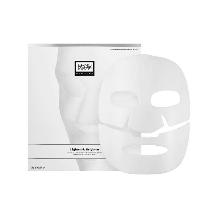 White Marble Bright Hydrogel Mask by Erno Laszlo