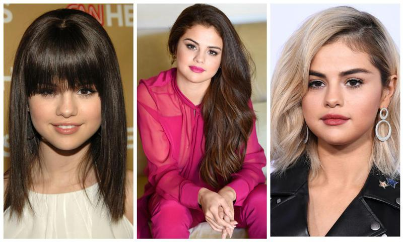 Selena Gomez takes risks each time she changes her look