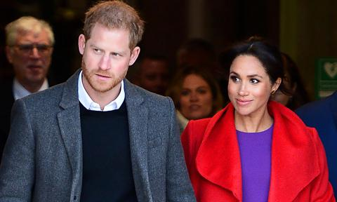 The Duke and Duchess of Sussex might not be able to brand themselves Sussex Royal