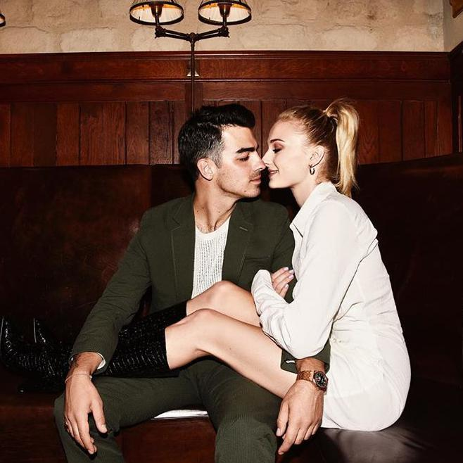 Joe Jonas has special birthday wish for sophie turner