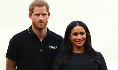 Meghan Markle, Prince Harry to stop using Sussex Royal after spring 2020