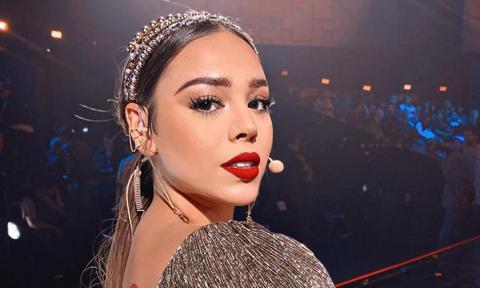 Elite Star Danna Paola Fights Back Against Trolls