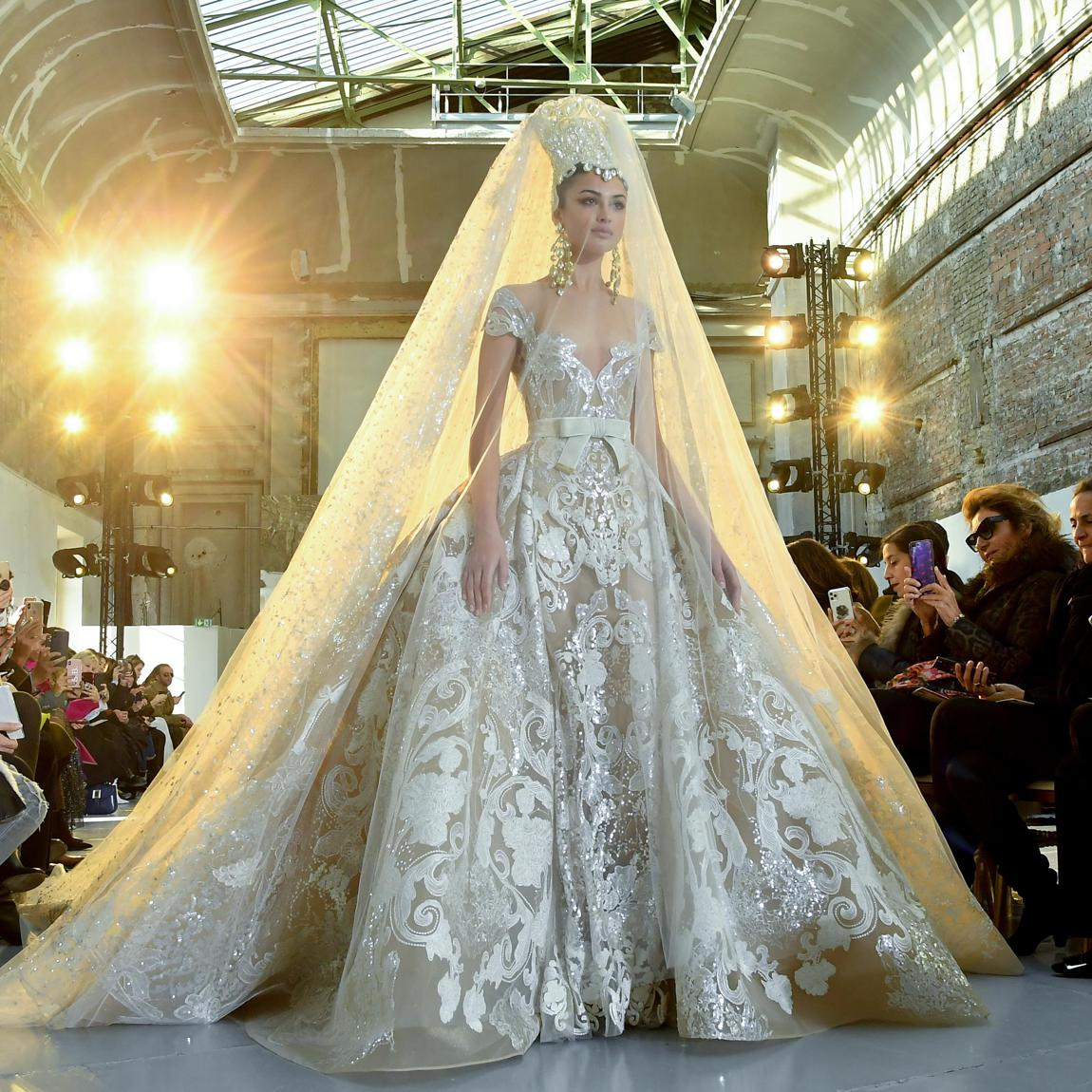 Ecr Wedding In A Week Facebook: 9 Of The Most Expensive Wedding Dresses Of 2020