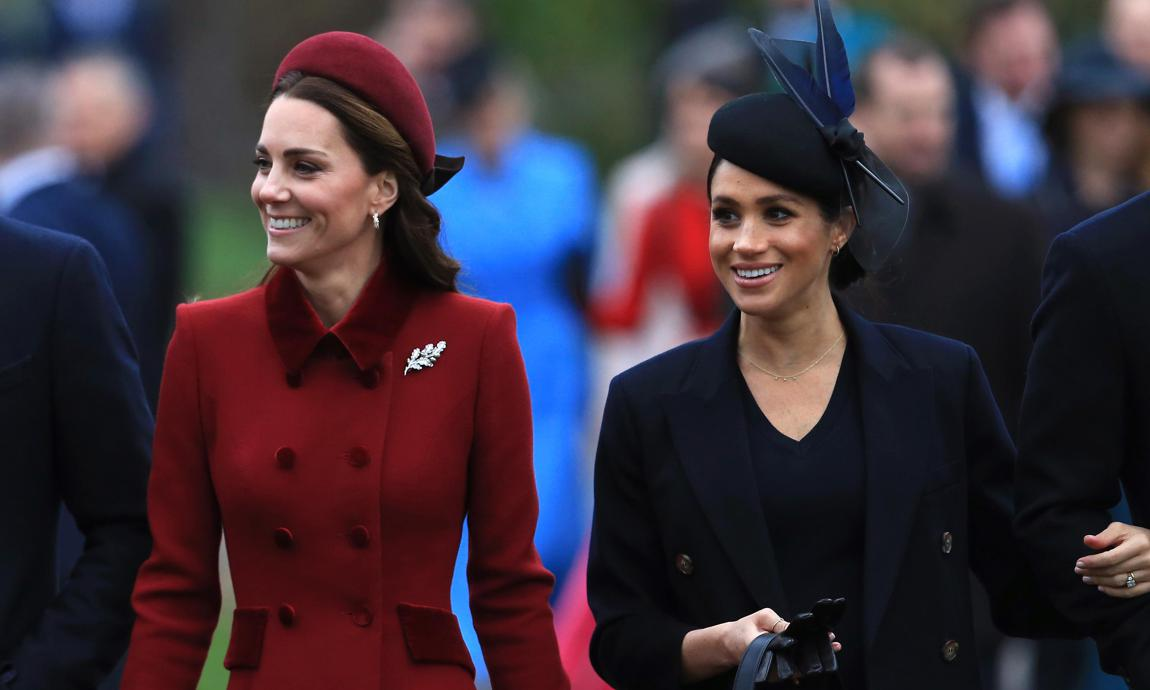 Meghan Markle to publicly reunite with Kate Middleton prior to royal exit