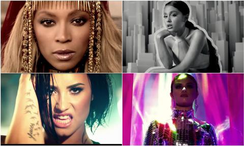 HOLA! USA's Women's History Month playlist