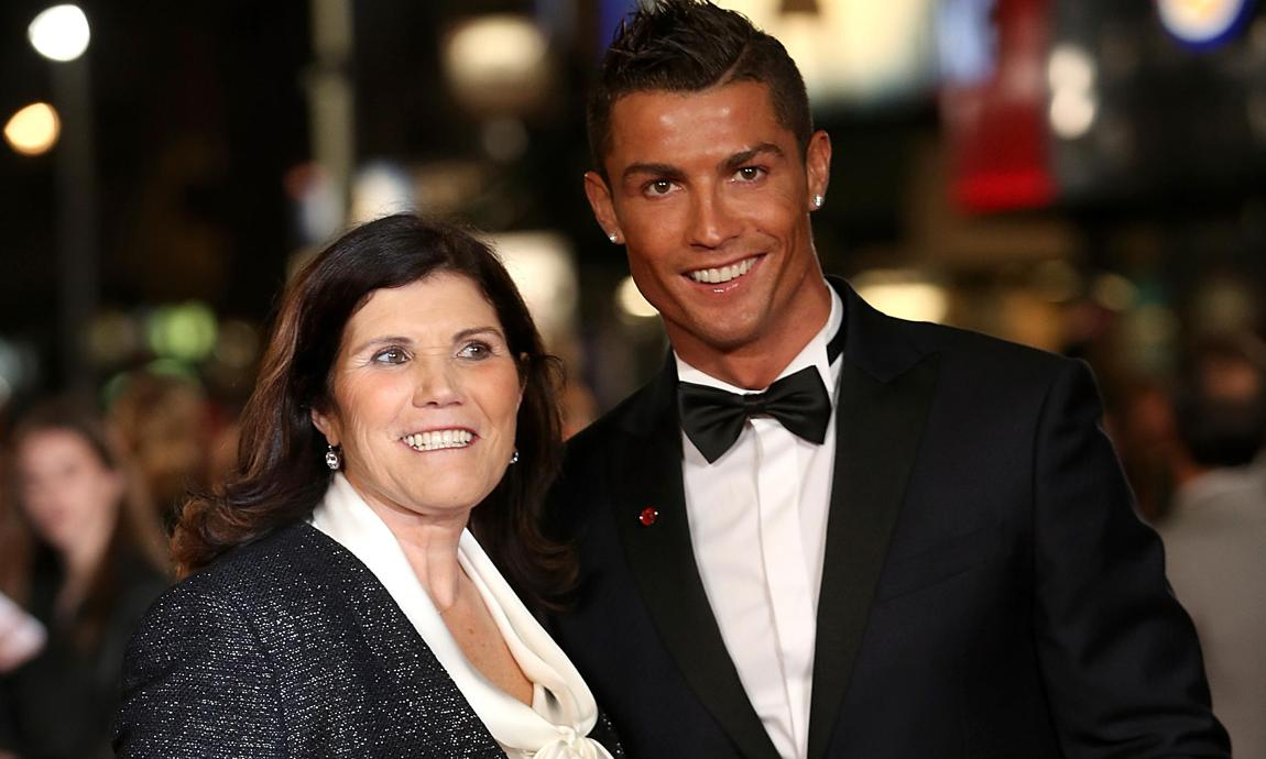 Cristiano Ronaldo rushes home to Madeira after mother is hospitalised