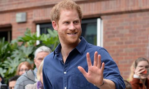 Prince Harry's best friend welcomed his first child