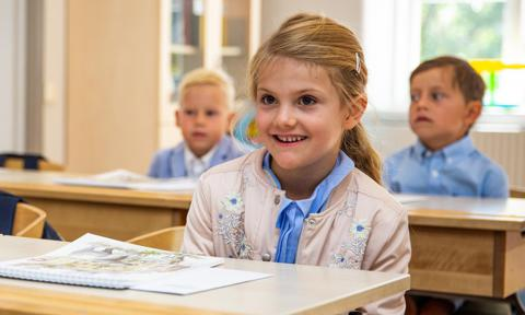 Princess Estelle of Sweden's school closed after student gets coronavirus