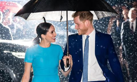 Meghan Markle and Prince Harry return to royal engagements together