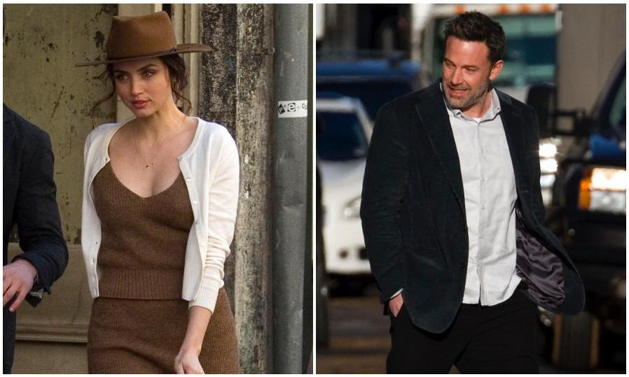 Ben Affleck spotted with co-star Ana de Armas in Cuba