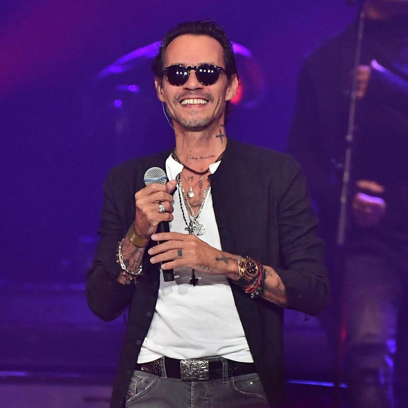 Marc Anthony live