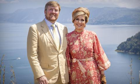 Queen Maxima and family practicing social distancing amid coronavirus pandemic