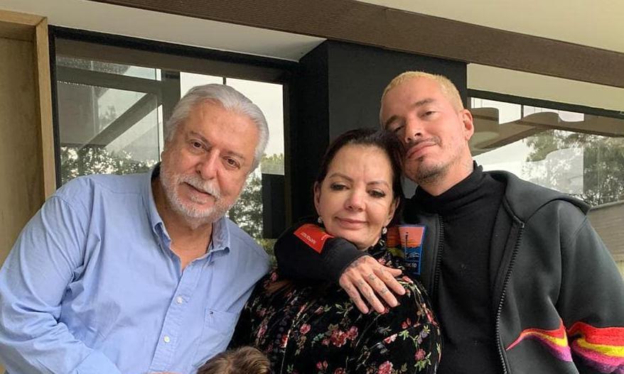 J Balvin's parents talk about the singer's depression