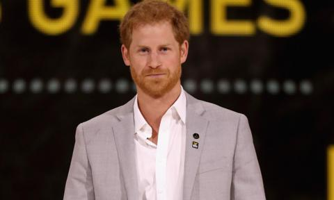 Prince Harry's Invictus Games will not take place this year