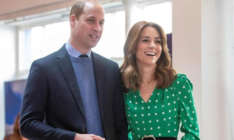 Prince William and Kate Middleton express thanks to staff members during coronavirus pandemic