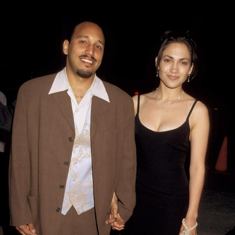 Jennifer Lopez y David Cruz