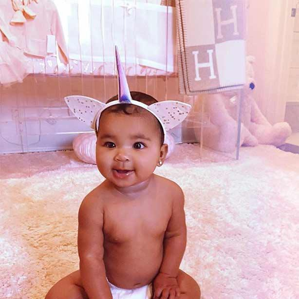 Khloe Kardashian's daughter True Thompson