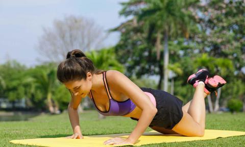 7 Ejercicios Para Tonificar Tu Cuerpo Sin Ir Al Gym
