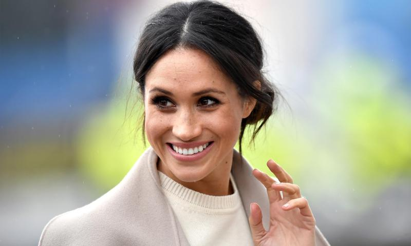 Meghan Markle's first post-royal job revealed