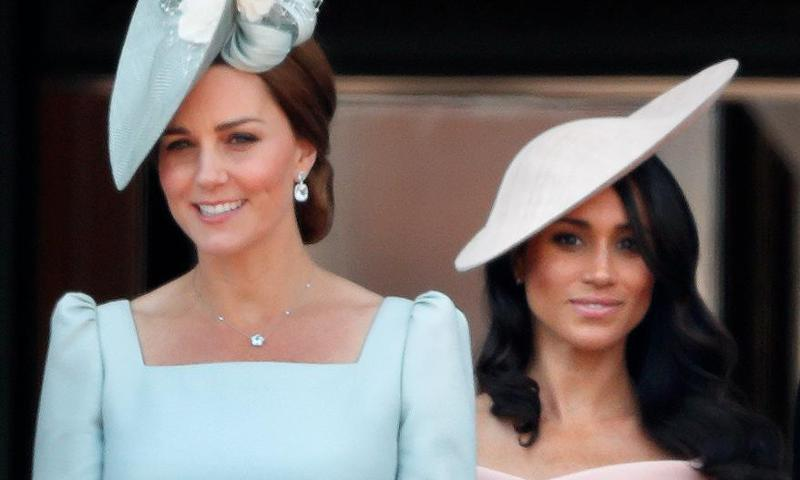 Why Meghan Markle, Kate Middleton won't be at Trooping the Colour
